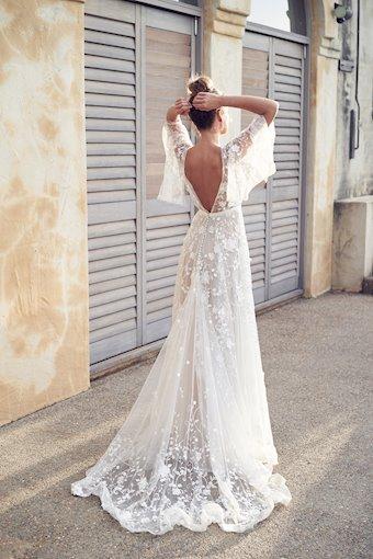 Anna Campbell Style #Amelie Dress (Draped Sleeve)