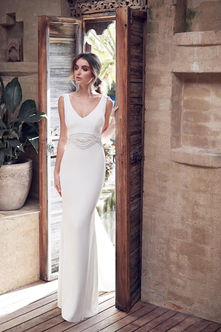 Anna Campbell Style #Blake Dress Image