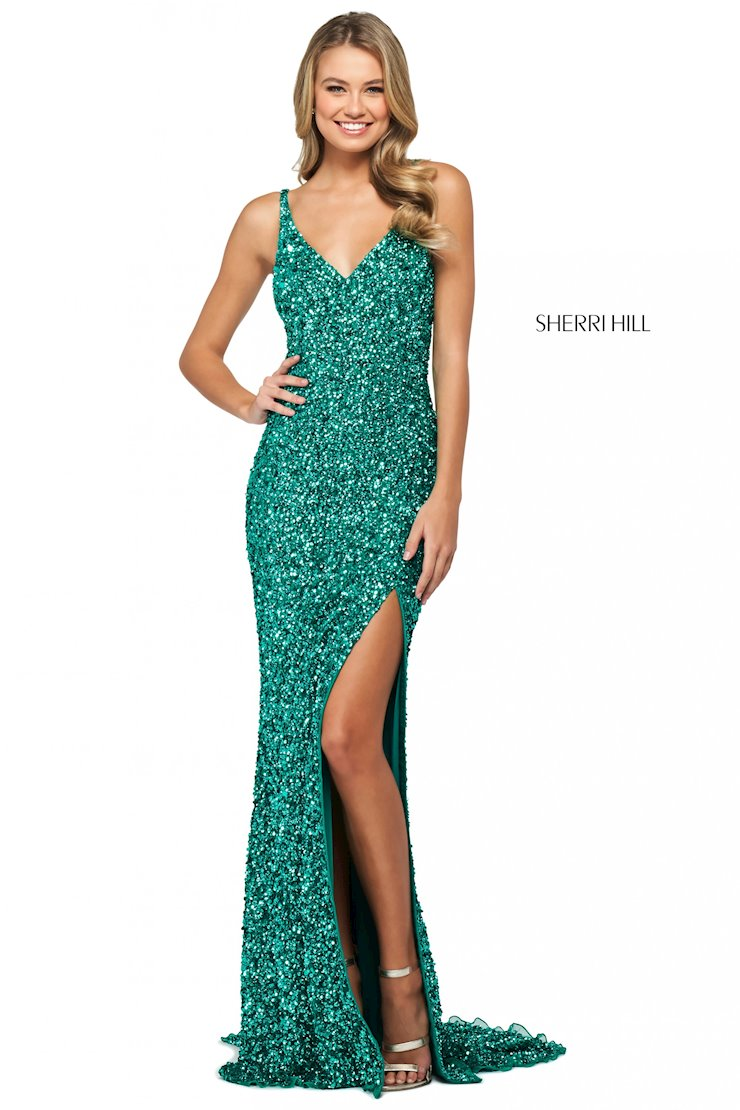 Sherri Hill Style #53450 Image