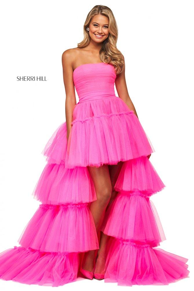 Sherri Hill Style 53776