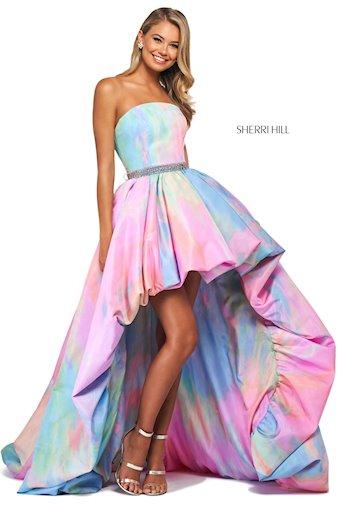 Sherri Hill Style #53821