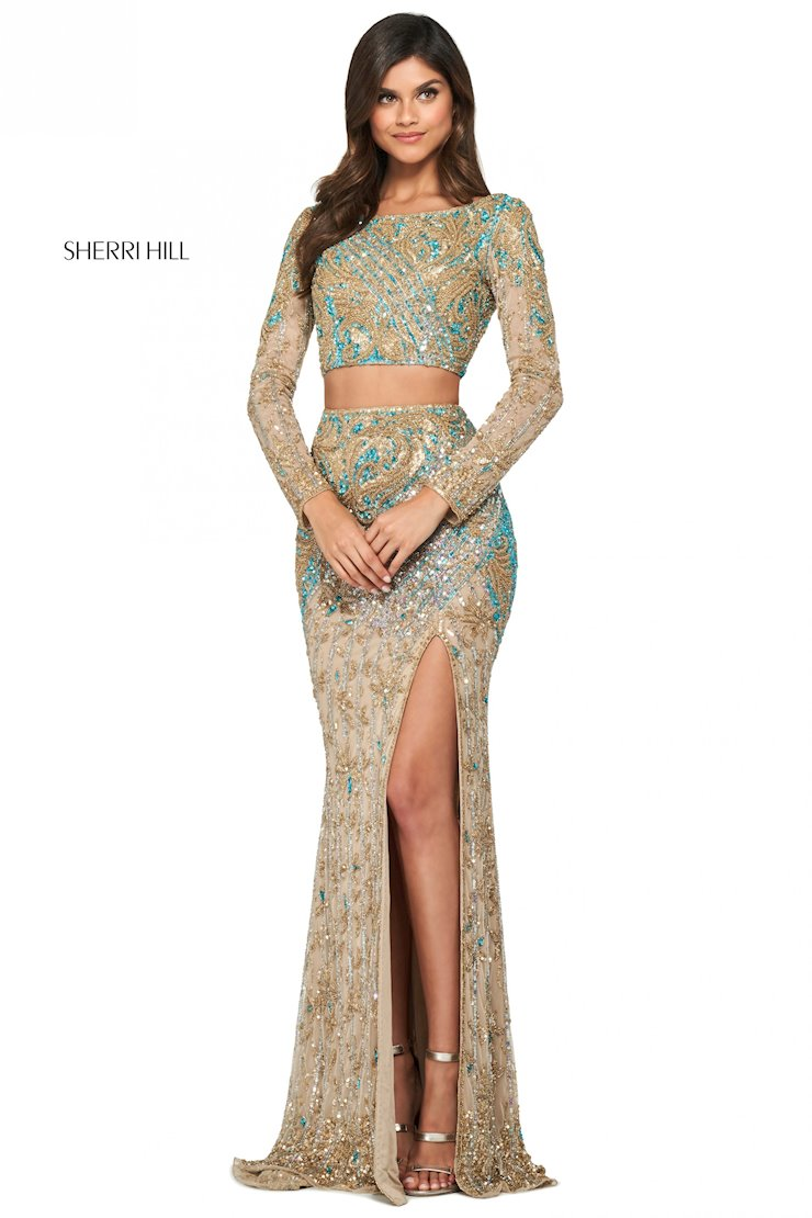Sherri Hill Style #53916 Image