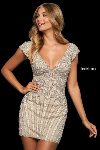 Sherri Hill Style No. 53927