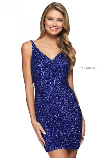 Sherri Hill Style #53931