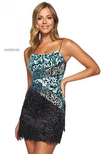 Sherri Hill Style 53933