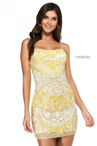 Sherri Hill Style No. 53935