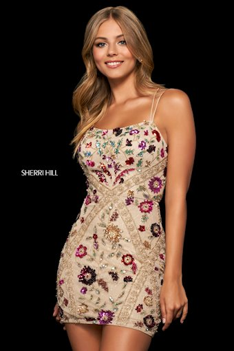 Sherri Hill Style #53938
