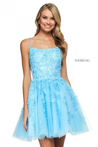 Sherri Hill Style #53982