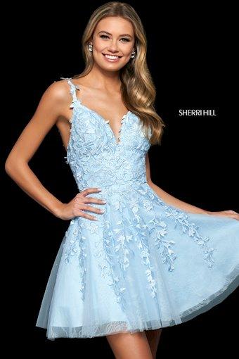 Sherri Hill Style #53983