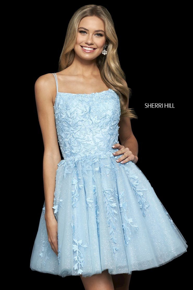 Sherri Hill Style #53985 Image
