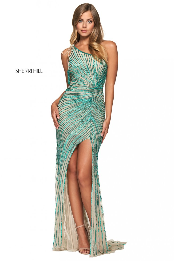 Sherri Hill Style #54058  Image