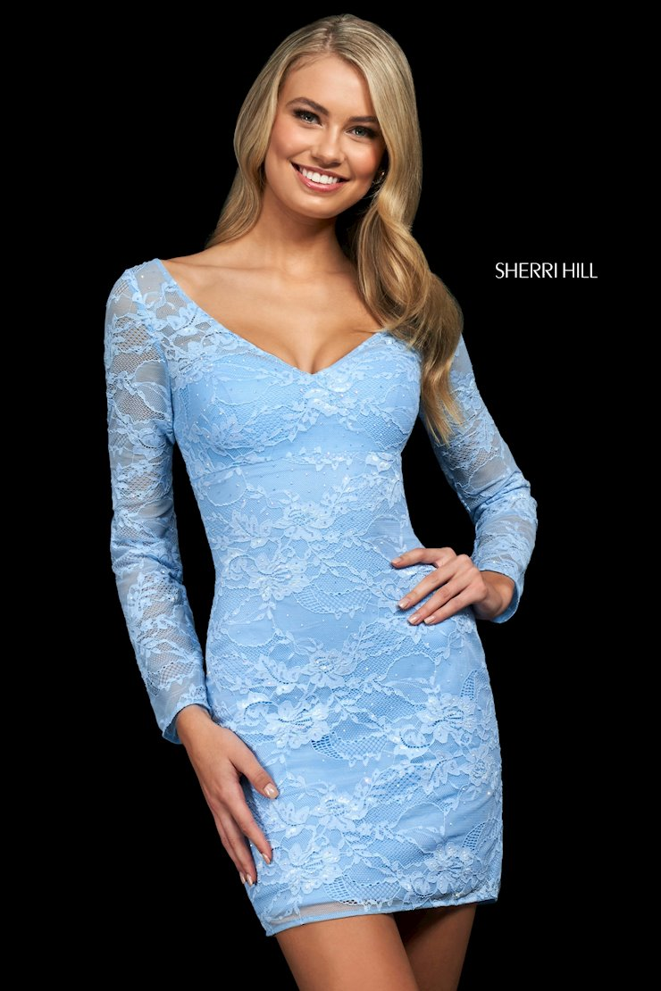 Sherri Hill Style #54077 Image