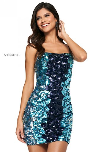 Sherri Hill Style #54079