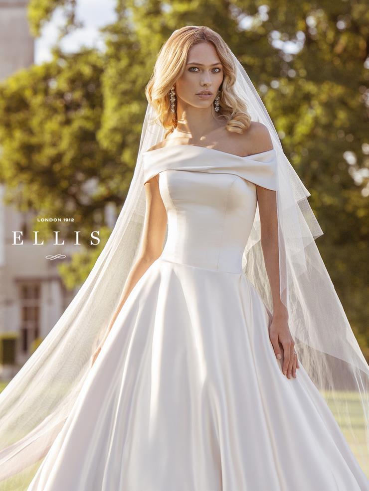 Ellis Bridals Bardot Image