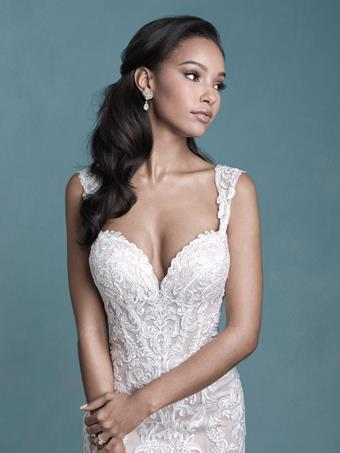 Allure Bridals Style #9754