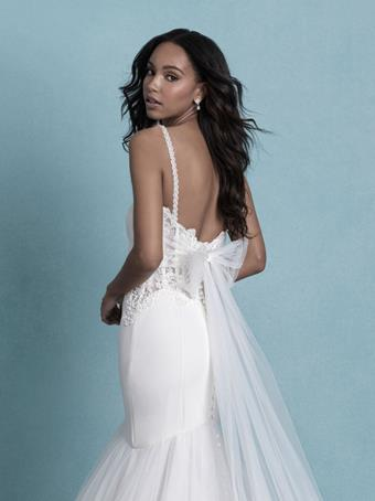 Allure Bridals Style #9766