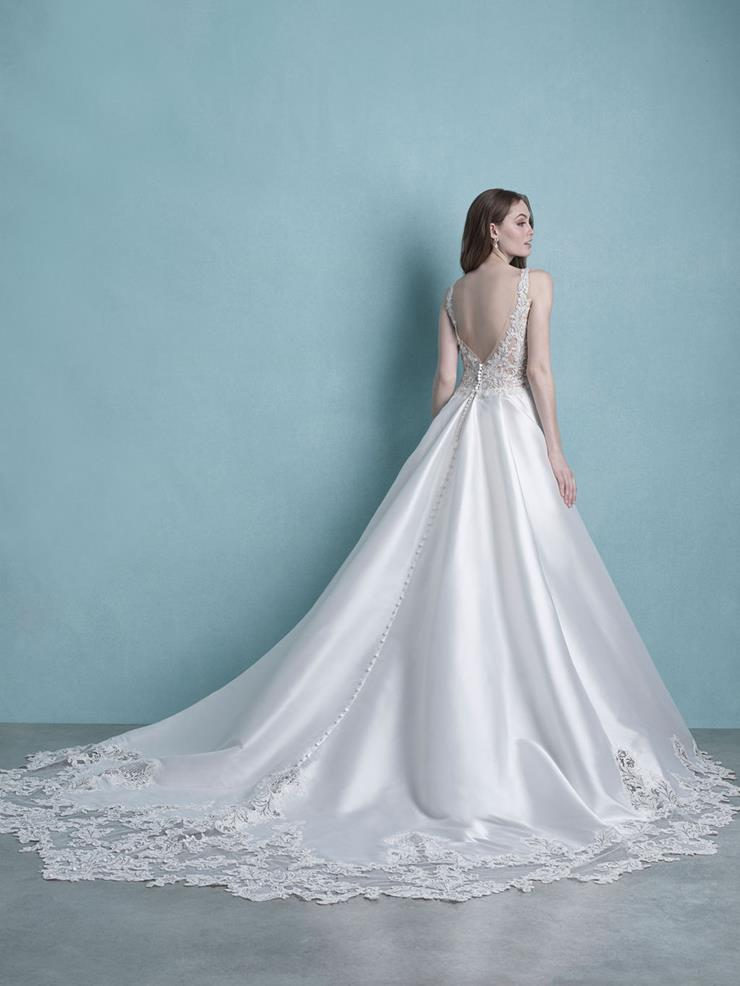 Allure Bridals #9772  Image