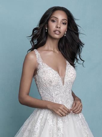 Allure Bridals Style #9775
