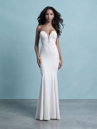 Allure Bridals Style #9776