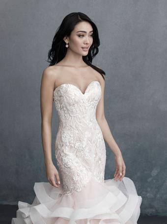 Allure Bridals Style #C593