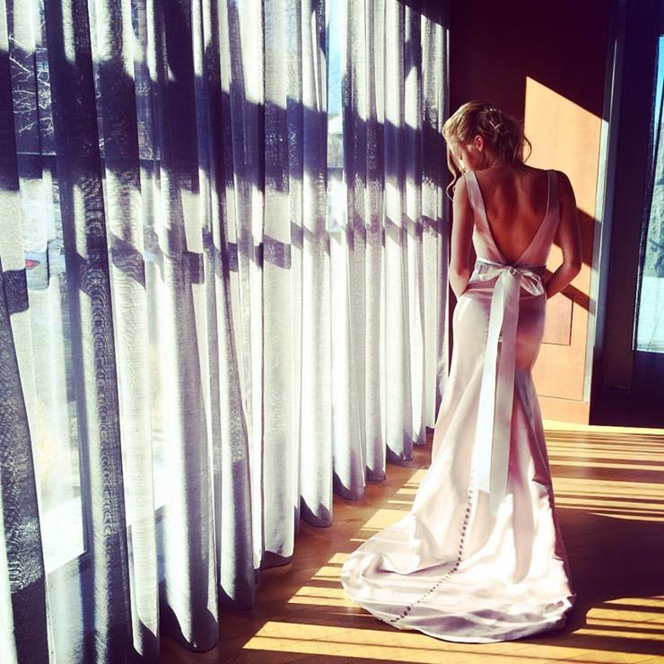 Victoria Sdoukos Couture Style #Lidia Image