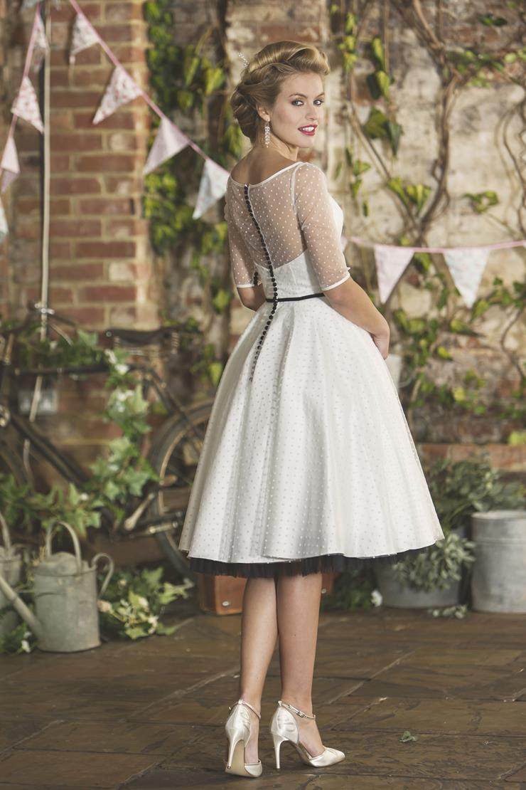 Brighton Belle Tea Length Style #Brooklyn Image