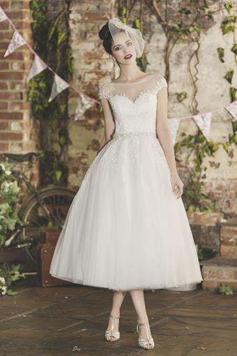Brighton Belle Tea Length Charlotte