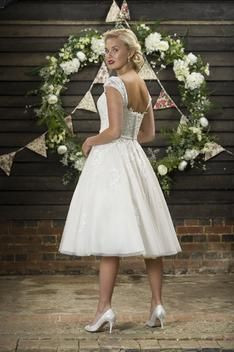 Brighton Belle Tea Length Style #Madison Image
