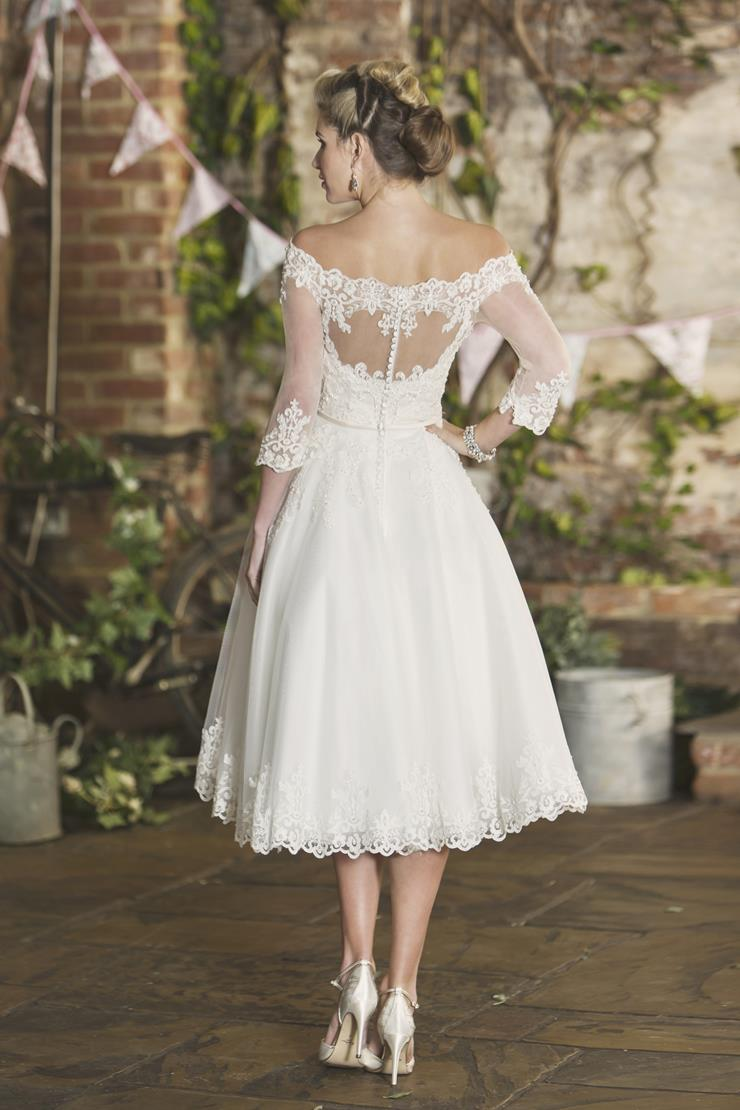 Brighton Belle Tea Length Valentina Image