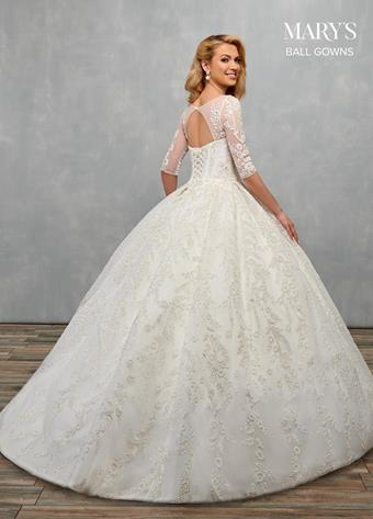 Mary's Bridal Style #MB6076
