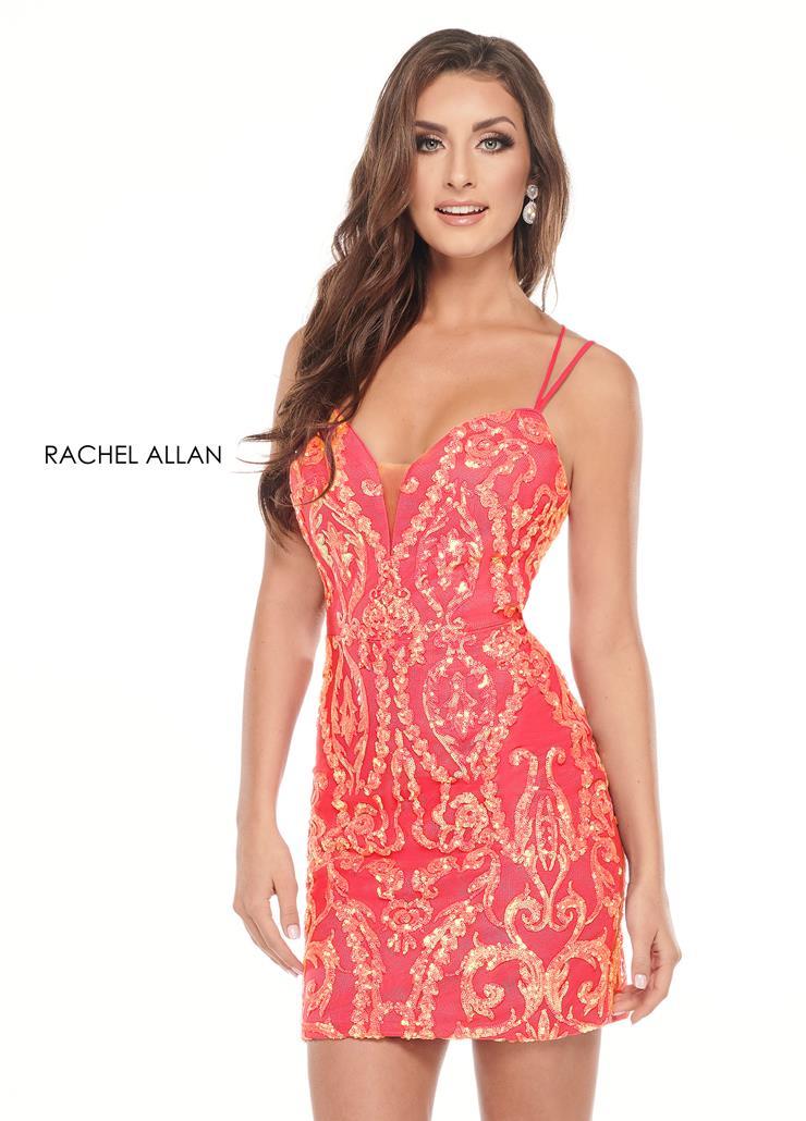 Rachel Allan Style #40058  Image