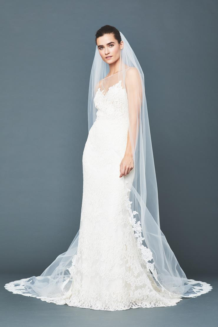 Accessories By Anne Barge Style #Brooks Veil  Image