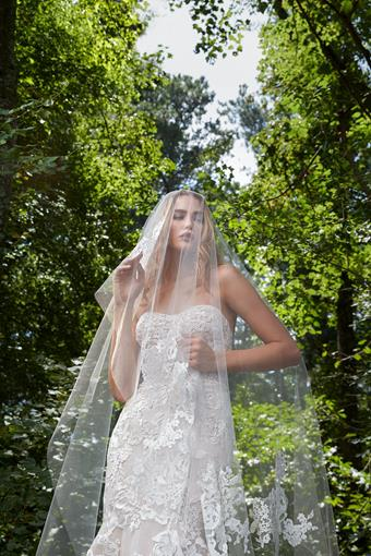 Accessories By Anne Barge Style #Lula Veil