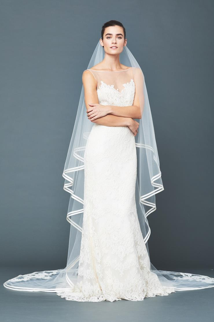 Accessories By Anne Barge Style #Sidney Veil  Image