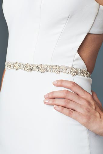 Accessories By Anne Barge Style #Rose Belt