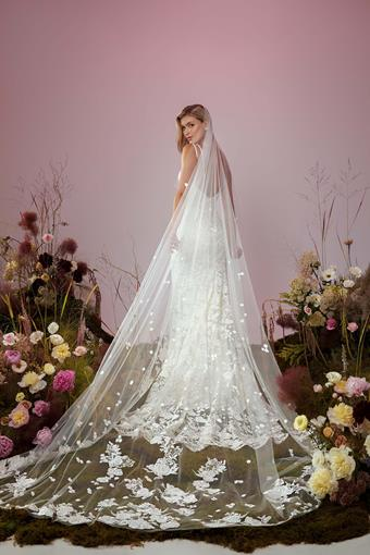 Accessories By Anne Barge Style #Serendipity Veil
