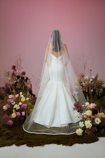 Accessories By Anne Barge Style #Vow Veil