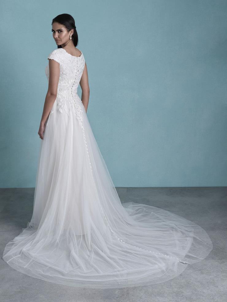 Allure Modest Style #M651B  Image