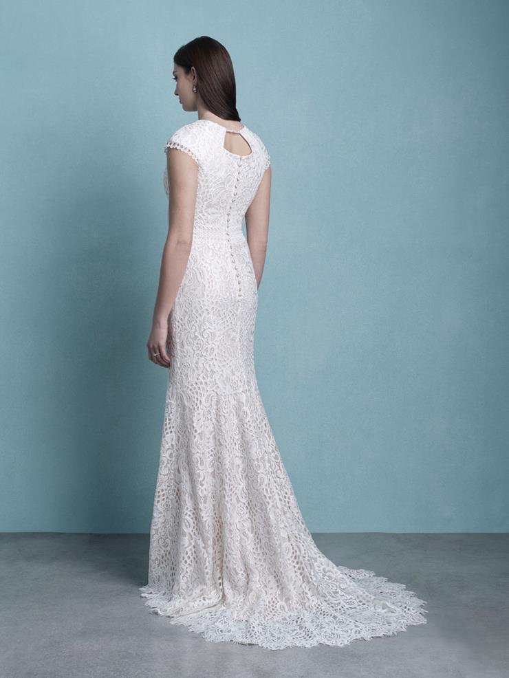 Allure Modest Style #M652B  Image