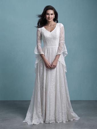 Allure Bridals M653F