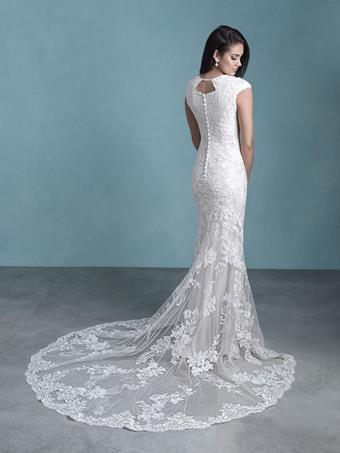 Allure Bridals M654B