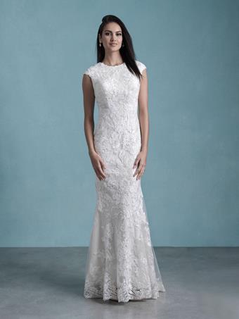 Allure Bridals M654F