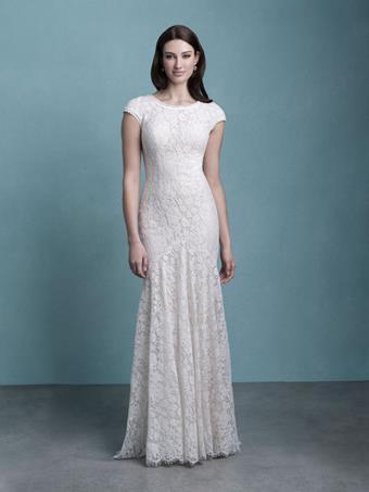 Allure Bridals M659F