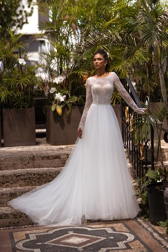 Aria Bride Style #Jill