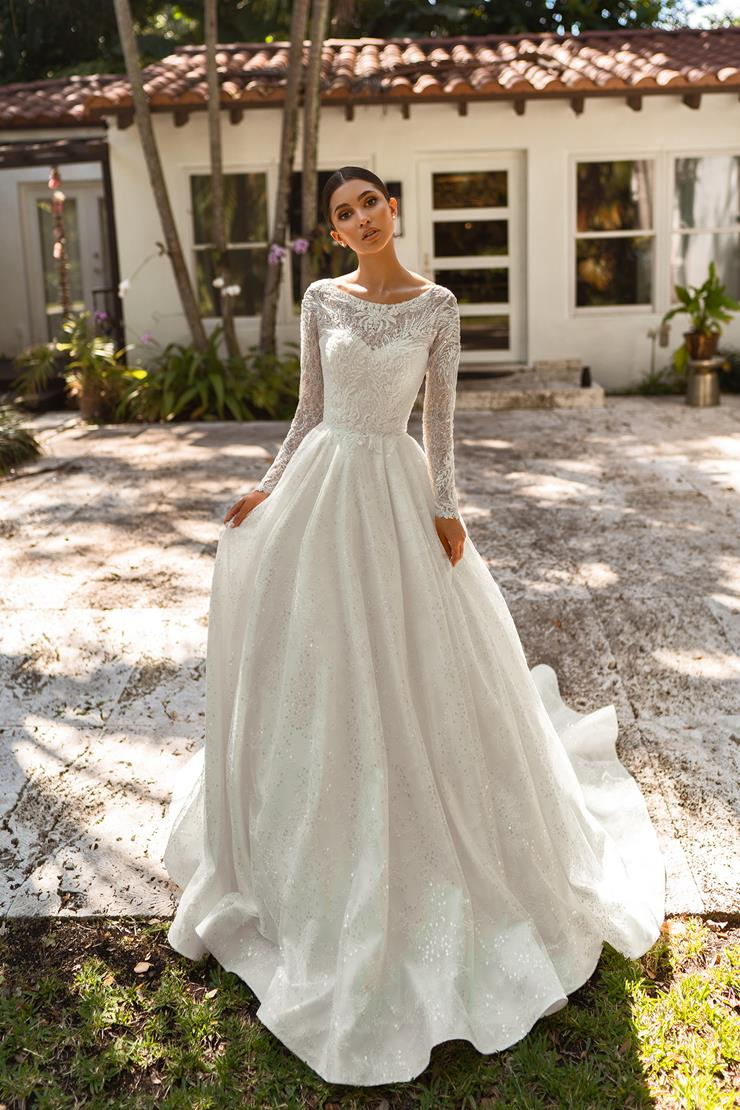 Aria Bride Style #Mylie Image