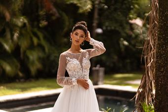 Aria Bride Style #Regina