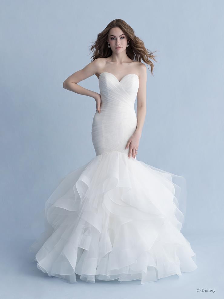 Disney Fairy Tale Weddings Style #Ariel  Image