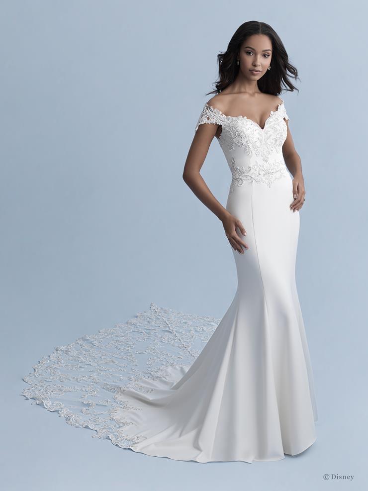 Disney Fairy Tale Weddings Style #Jasmine  Image