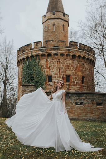 Disney Fairy Tale Weddings Style #Rapunzel