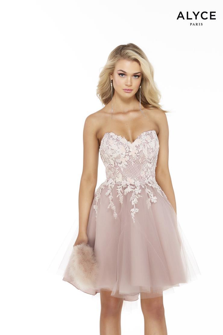 Alyce Paris Prom Dresses Style #3061